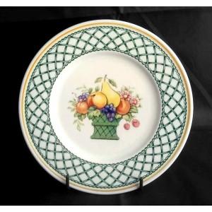 Ancienne assiette à dessert  Villeroy & Boch Basket