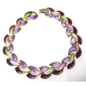 Ancien bracelet création d'artisan créateur.