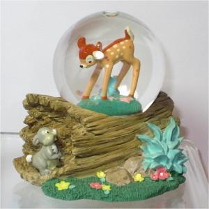 Boule de neige avec Bambi PanPan
