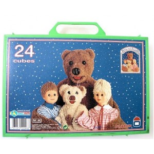 Bonne nuit les petits Puzzle 24 cubes
