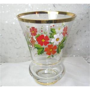 Ancien Petit vase émaillé.