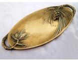 """Bronze signé """"A.Dahl"""". Fin XIXème"""