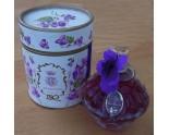Ancien flacon de parfum Violettes de Toulouse