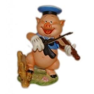 WDCC Les Trois Petits Cochons