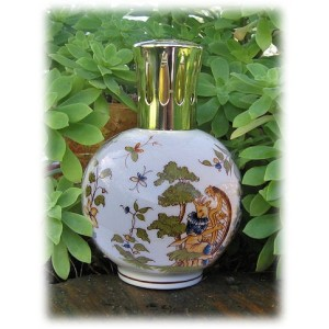 LAMPE BERGER FAIENCE MOUSTIERS