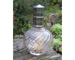 LAMPE BERGER MULLER cristal de Baccarat