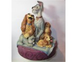 Lady and the Tramp walt disney collectibles