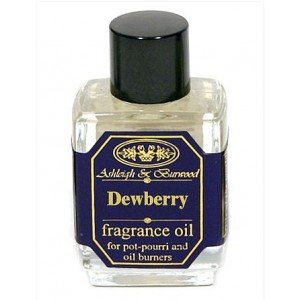 Huile parfumée - Mûres sauvages (flacon de 12 ml) ABFO020