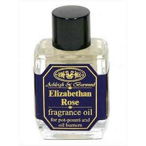 Huile parfumée - Roses Elizabethan (flacon de 12 ml) ABFO022