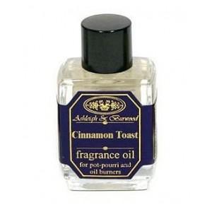 Huile parfumée - TOAST CANNELLE (flacon de 12 ml) ABFO015