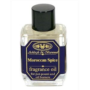 Huile parfumée - Epices du Maroc (flacon de 12 ml) ABFO045