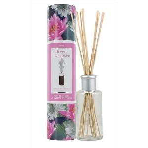Diffuseur Bambou Musc Blanc et Fleur de Lotus WED.52