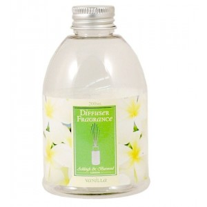 Recharge Parfum 200ml diffuseur bambou- Vanille WED27F
