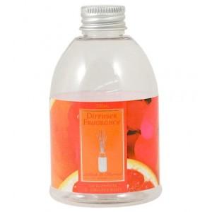 Recharge Parfum 200ml diffuseur géranium & pamplemousse WED30F