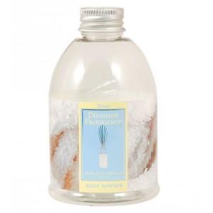 Recharge Parfum 200ml diffuseur bambou Baby Powder Poudre de Bébé WED36F